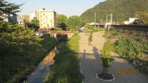 Sempadan sungai di Jepang